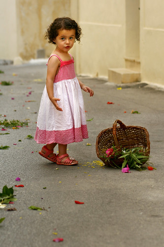 The Little Florist | by zaahr