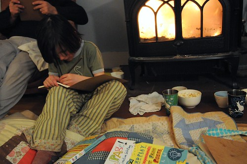 Family Writing Club | by SouleMama