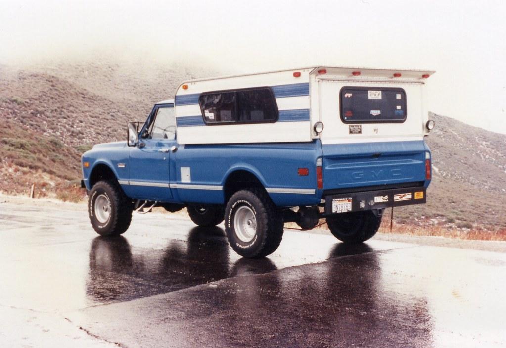 Gmc San Diego >> 1971 Gmc Truck Big Block 454 4x4 San Diego Ca Flickr