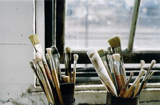 Brushes | by AleckVenegas