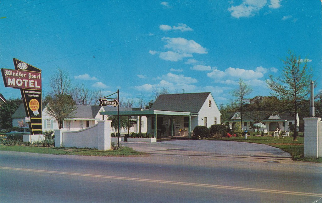 Windsor Court Motel - Salem, Virginia