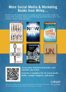 Social Media and Marketing Books from Wiley | by stevegarfield
