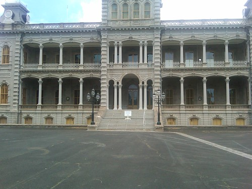 Queen Liliuokalani Palace Inside Queen Liliuokal...