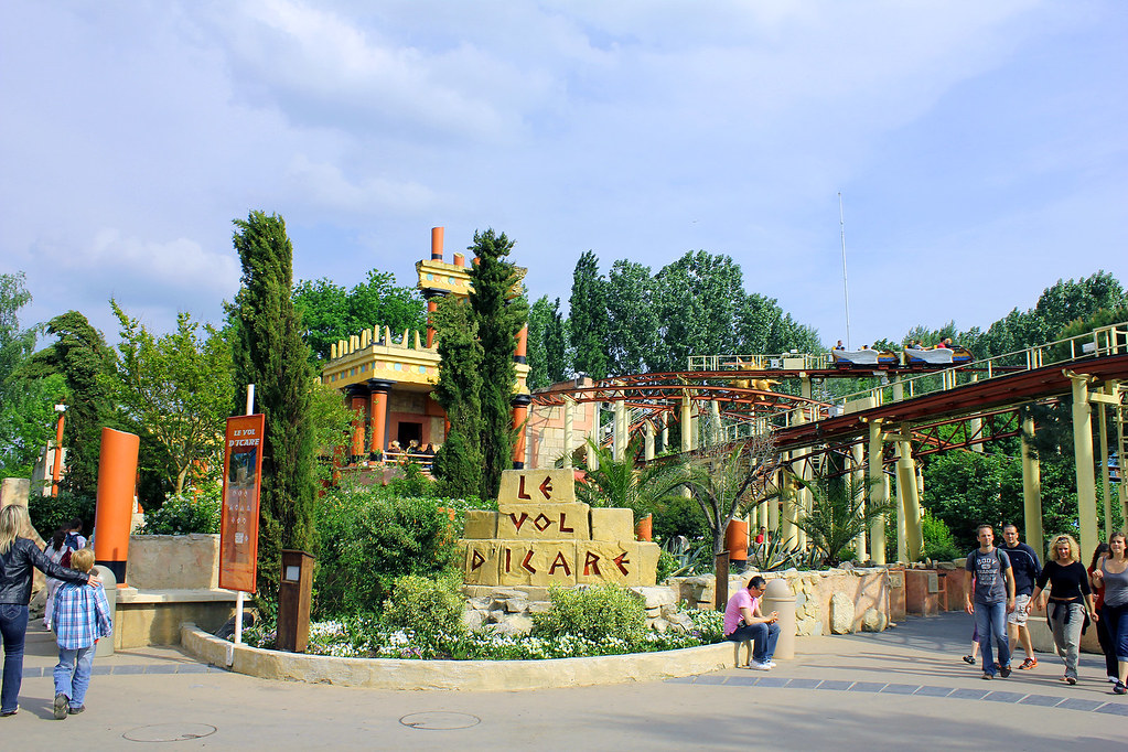 Image result for parc asterix