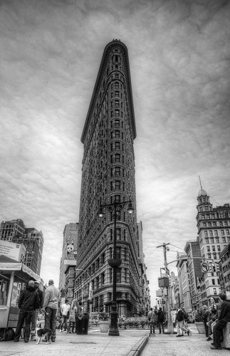 flatiron building | by EdwardFiederPhotography