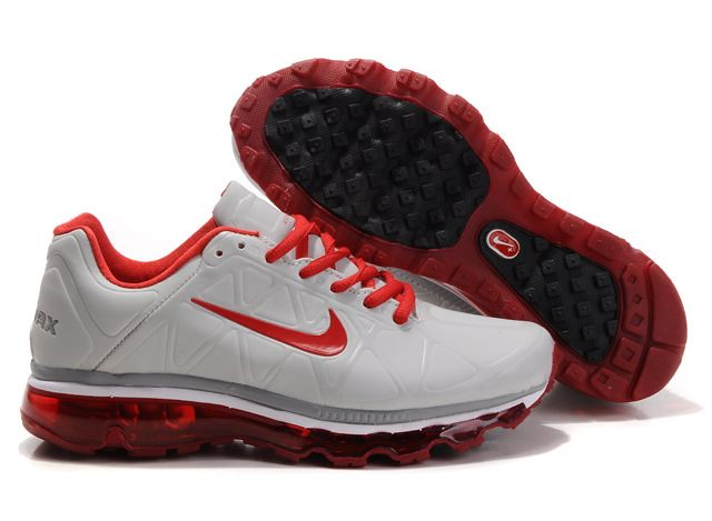 ... Nike Air Max 2011 Leather Women Red Black White www.airmaxpop.com  15af95d55