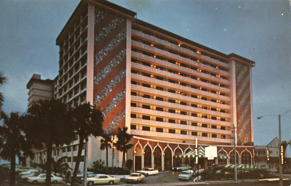 Marco Polo Inn - Miami Beach, Florida