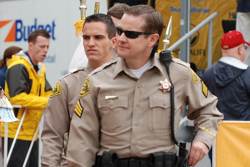los angeles county sheriff lasd sergeant navymailman flickr