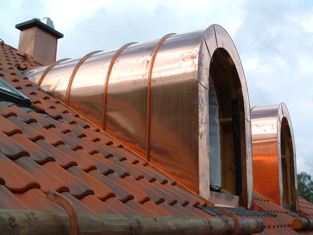 Dachgaube Tonnendachgaube Ludwigshafen Gaube Gauben Gaupen Flickr
