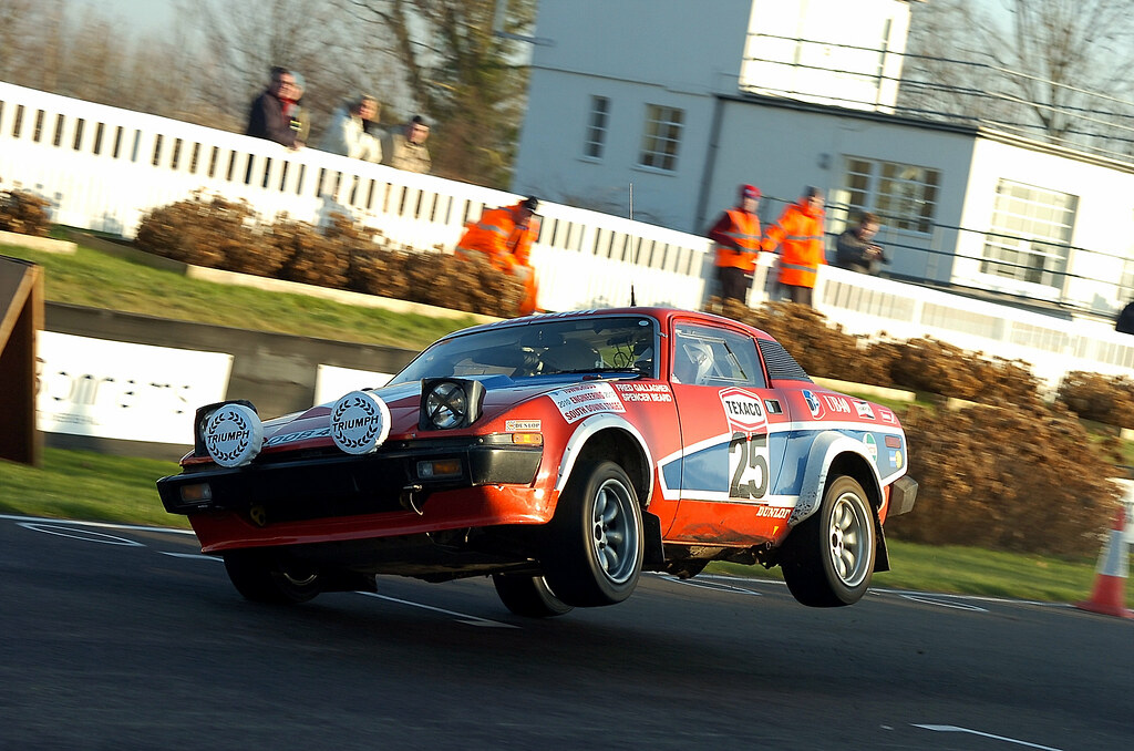 Comfortable Triumph Tr7 V8 Rally Car For Sale Pictures Inspiration ...