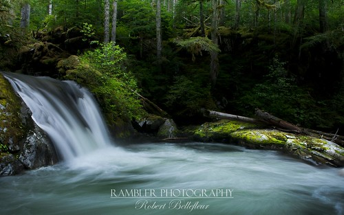 Blue Water fall | by Rambler Photography