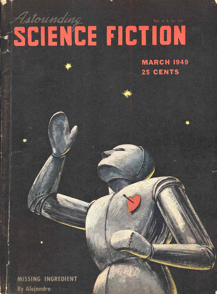 Amazing Vintage Sci Fi Art