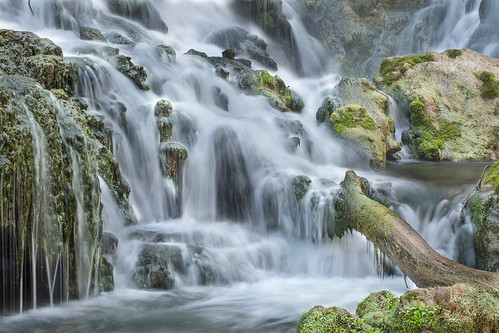 Falling Springs Waterfall(ic3q) | by curtisWarwick