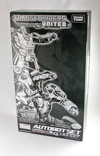 E-Hobby TF United Junkion, Hot Rod, and Kup Autobot Set | by naladahc