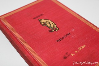 winnie-the-pooh | by Finding Mickey