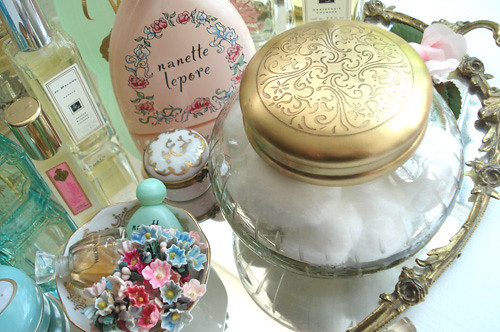 ... Vanity Tray | by such pretty things - Vanity Tray Target Tuesday: Vintage Vanity Jar Blogged At … Flickr