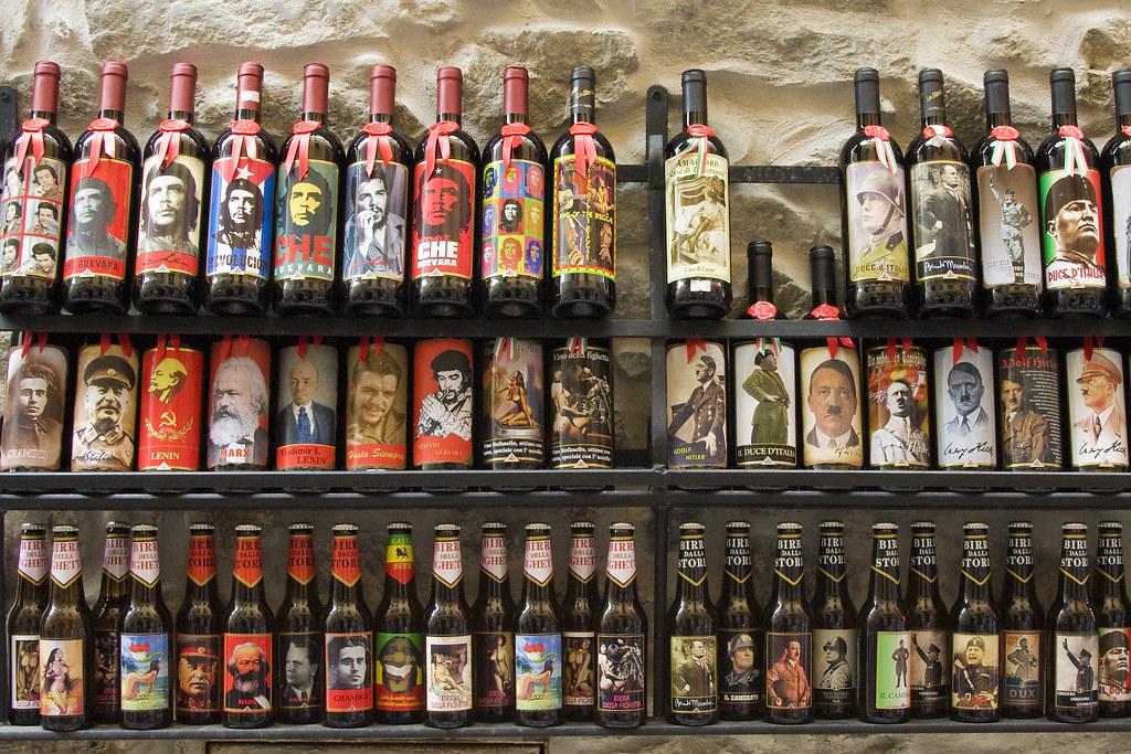 Strange affinity for dictators, Brew of Corniglia