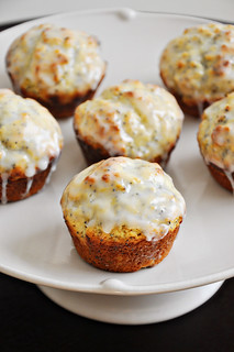 Lemon Poppy Seed Muffins | by Courtney | Cook Like a Champion