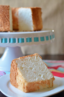 Angel Food Cake | by Seeded at the Table