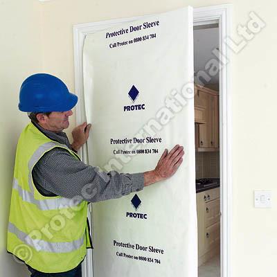 ... Door Sleeves - made from Lightweight Plastic - from Protec | by protec_uk & Door Sleeves - made from Lightweight Plastic - from Protec\u2026 | Flickr