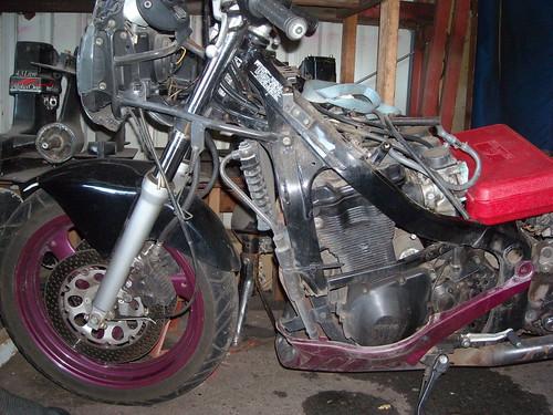 Suzuki Katana Naked 101