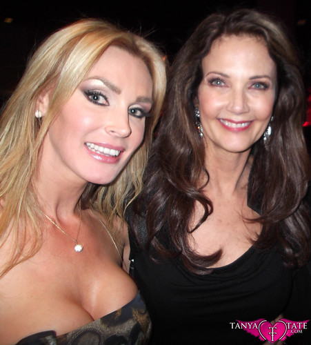 Tanya Tate and Lynda Carter | by TanyaTate