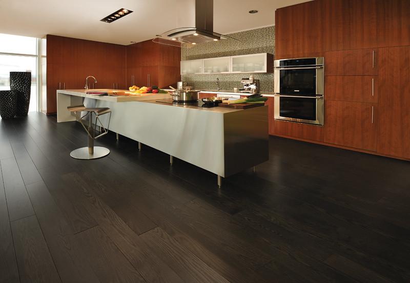... Red Oak Graphite [kitchen] | By Mirage Floors