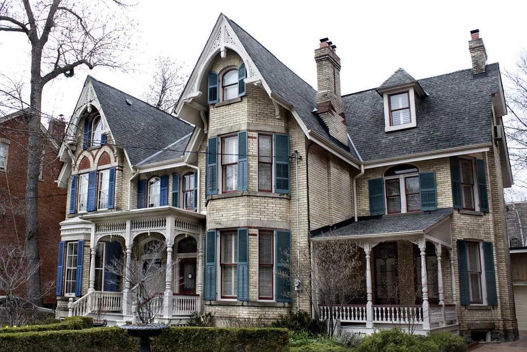 2. Victorian Gothic in Toronto | © Billy Wilson 2011 A victo… | Flickr