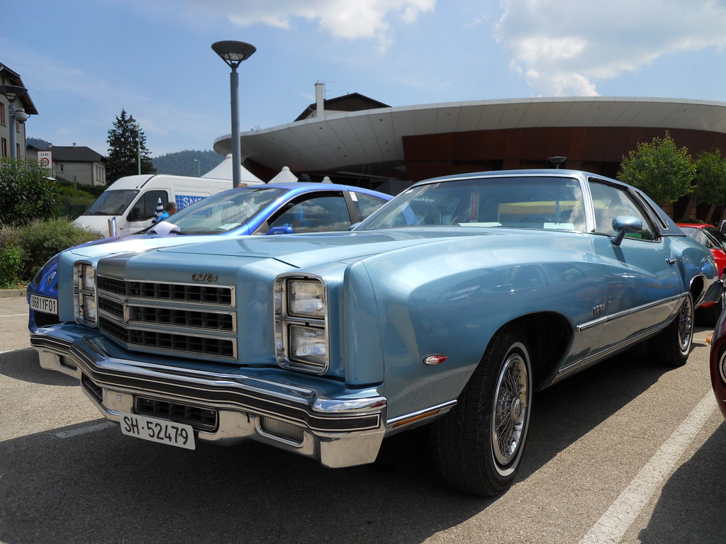 1976 Chevrolet Monte Carlo V8 57l Comments Are Welcome Flickr Chevy By Oliver C Photography