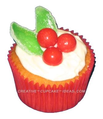 Cupcake Decorating Ideas With Chocolate Icing