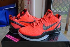 purchase cheap 80975 849ae ... Nike Zoom Kobe VI Barcelona Mango Away (11).
