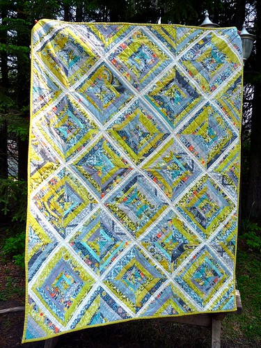 Silent Cinema Quilt | by CoraQuilts~Carla