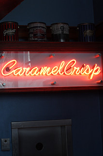 caramel crisp sign | by David Lebovitz