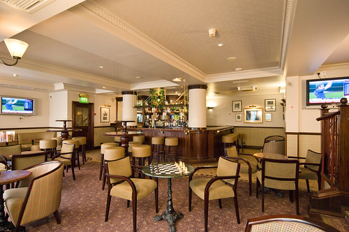 Merton Hotel The Commentary Box Sports Bar 4 | by 41 Club Conference