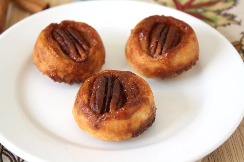 Sticky Pecan Bites | by Tracey's Culinary Adventures
