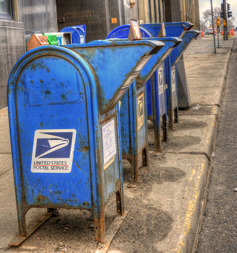 MailBoxes | by TBoard
