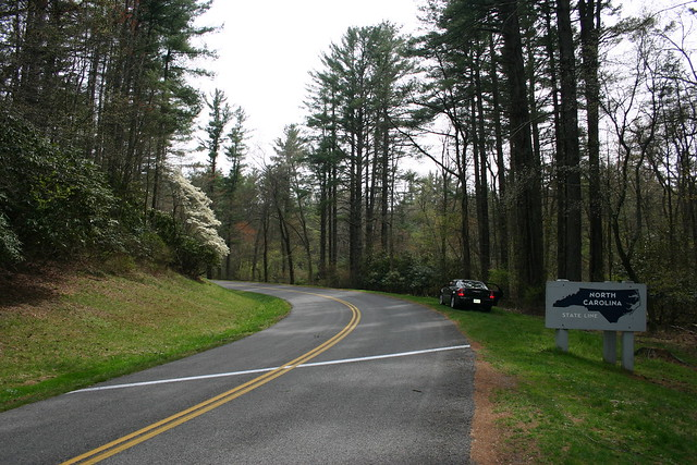 North Carolina, Blue Ridge Parkway