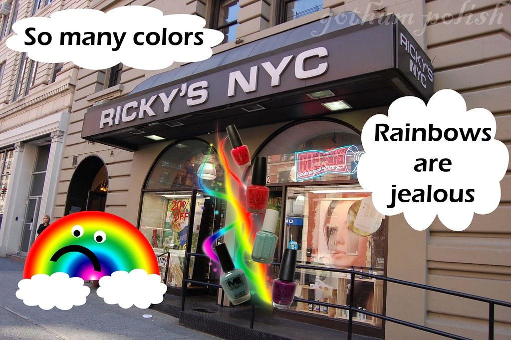 Ricky S Nyc Gotham Polish Flickr