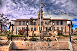 Curley School, National Register of Historic Places | by Jim Purcell
