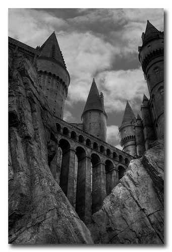 Hogwarts in b/w | by Roger Photos