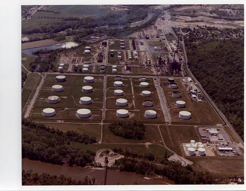 Gulf Oil Corp. Cincinnati Refinery