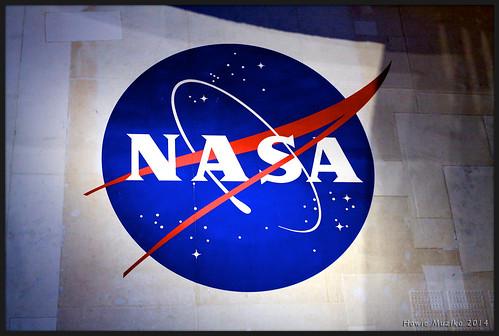 Space Shuttle Atlantis - NASA Meatball Logo | Howie Muzika ...