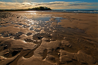Morning On the Beach | by Bud in Wells, Maine