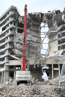 Crowne Plaza Demolition | by geoftheref