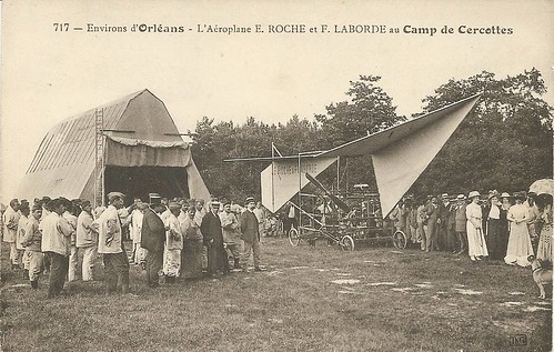 Le Camp de Cercottes