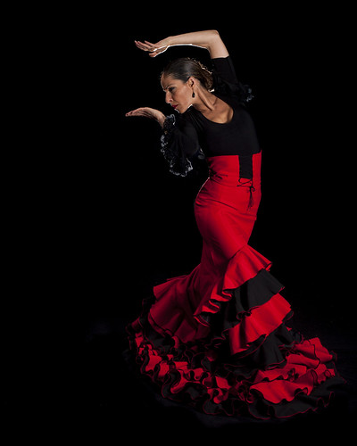 Flamenco: Ilusiones; By Carmel Natan Sheli | by Flavio~