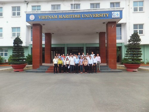 Vietnam Maritime University | by tedknoy
