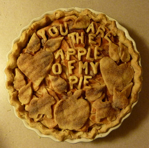 You Are The Apple Of My Pie | by pippijewelry