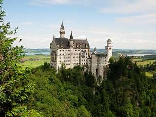 Neuschwanstein | by Leo-setä