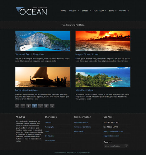ThemeForest Website Templates | Flickr